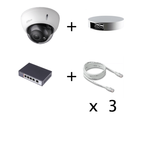 KIT VIDEOPROTECTION